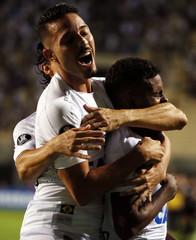Soccer Football - Brazil's Santos v Uruguay's Nacional - Copa Libertadores