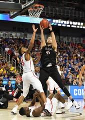 NCAA Basketball: NCAA Tournament-First Round-Houston vs San Diego State
