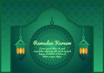 ramadan or islamic background