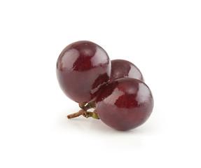 Red grape berries