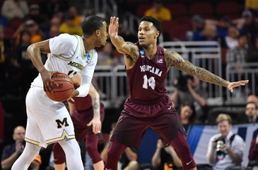 NCAA Basketball: NCAA Tournament-First Round-Michigan vs Montana