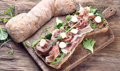 Ciabatta Sandwich