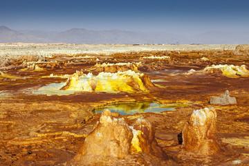 ethiopian geological site