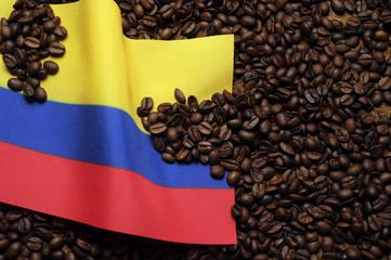Foto op Canvas koffiebar Colombia