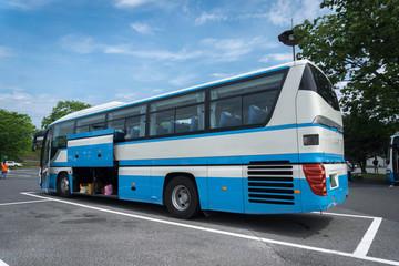 サービスエリア 長距離バス