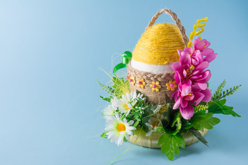 easter decoration. background and wallpaper