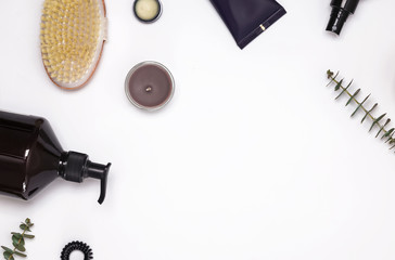 Cosmetics and accessories for hair and body care