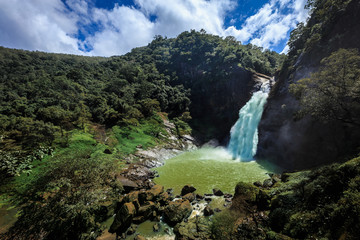Dunhinda Wasserfall Badulla Sri Lanka