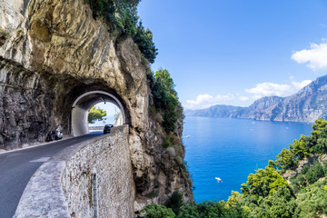 Photo sur Aluminium Cote Amalfi Coast, Italy