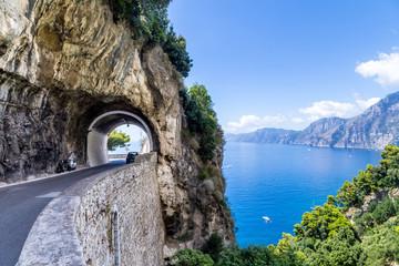 Poster de jardin Cote Amalfi Coast, Italy