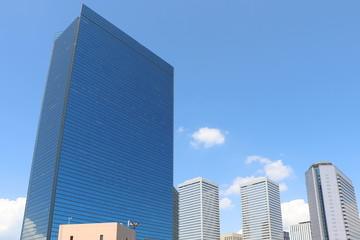 大阪ビジネスパークの風景