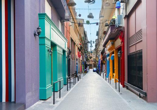 Street of Athens, Greece