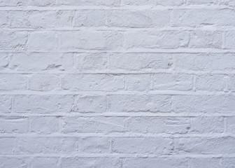 Printed roller blinds Brick wall white brick wall, texture