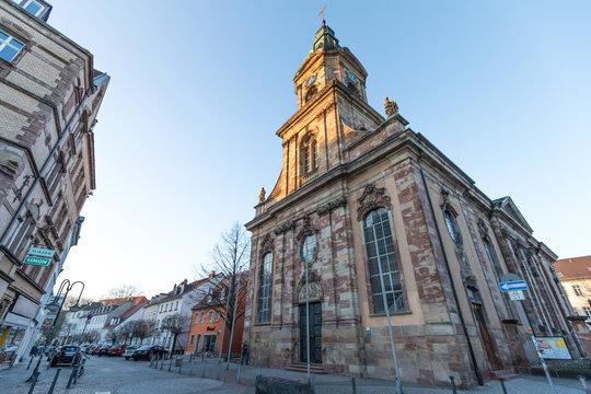 Basilika St. Johann in Saarbrücken