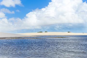 Lencois Maranhenses, National Park, Maranhao, Brazil