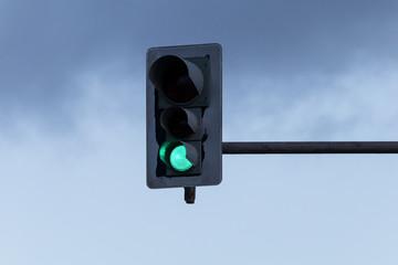 Traffic light _ green Fotomurales