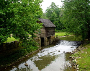 MILL at Levi  Jackson State Park Kentucky