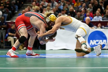 NCAA Wrestling: DI Wrestling Championships