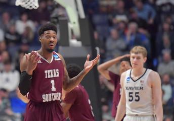 NCAA Basketball: NCAA Tournament-First Round-Xavier vs Texas Southern