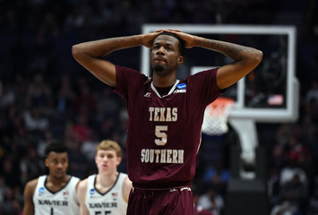 NCAA Basketball: NCAA Tournament-First Round-Xavier vs Texas Southern