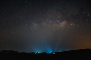 Milkyway Sky Star constellation
