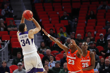 NCAA Basketball: NCAA Tournament-First Round: Syracuse Orange vs TCU Horned Frogs