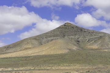 Beautiful rocks landscape in Canaries islands