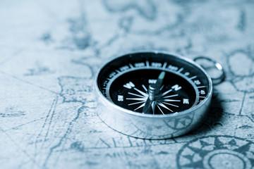 Vintage navigation concept