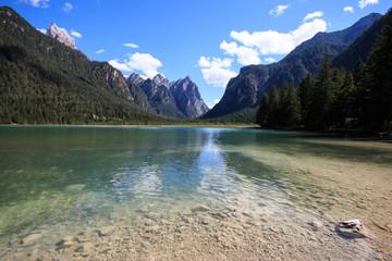 lago di Dobbiaco (Trentino Alto Adige)