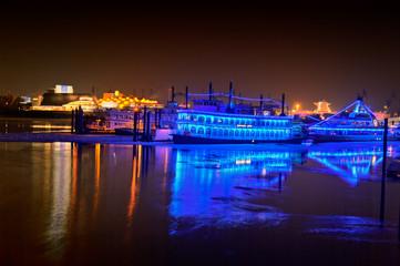Blauer Hafen