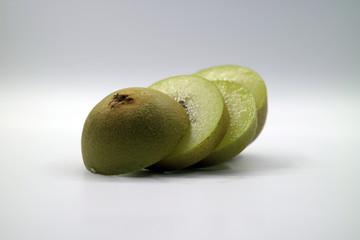 Kiwi objects full of vitamins