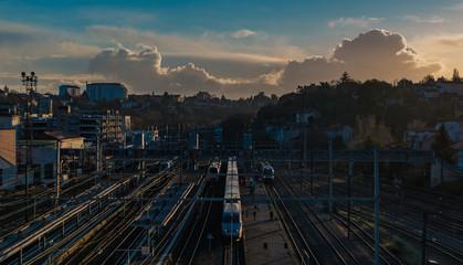 Poitiers Sunset II