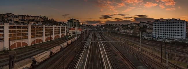Poitiers Sunset I
