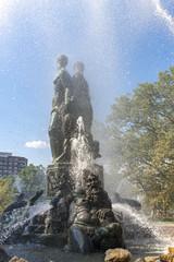 Bailey Fountain in New York City