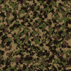 Brown&GreenCamouflage (Seamless)