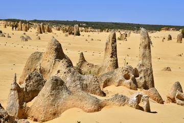 Australia, WA, Pinnacles, Nambung National Park