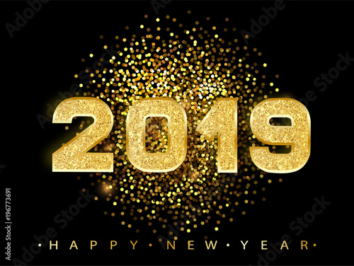 Happy New Year Editing Background 73