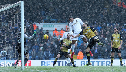 Championship - Leeds United vs Sheffield Wednesday