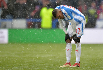 Premier League - Huddersfield Town vs Crystal Palace