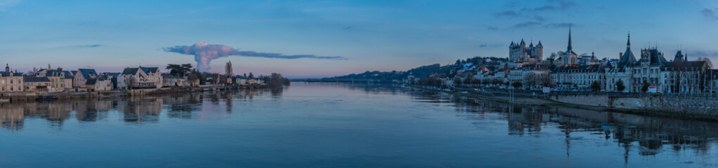 Saumur Loire Panorama III