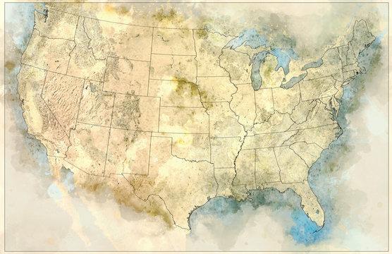 Lower 48 United States
