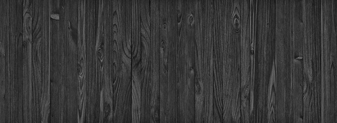 Wooden texture, black wood panel as background