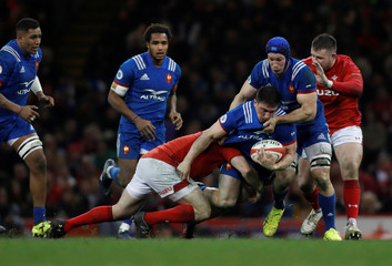 Six Nations Championship - Wales vs France