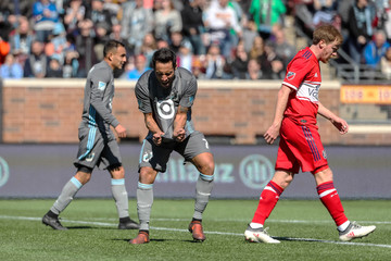 MLS: Chicago Fire at Minnesota United FC