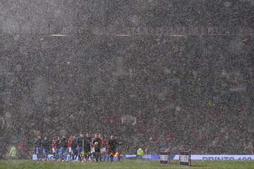 FA Cup Quarter Final - Manchester United vs Brighton & Hove Albion