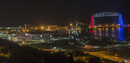 Fourth of July in Duluth Minnesota