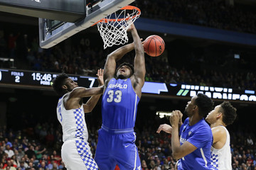 NCAA Basketball: NCAA Tournament-Second Round-Buffalo vs Kentucky