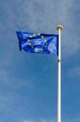 a european flag