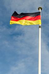 a germany flag