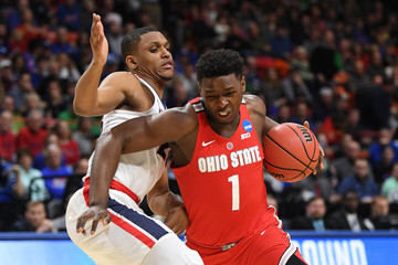 NCAA Basketball: NCAA Tournament-Second Round-Ohio State vs Gonzaga